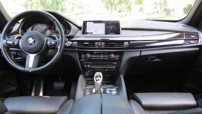 2017 BMW X6 sDrive 35i sDrive35i