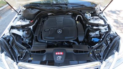 2013 Mercedes-Benz E-Class E 350 Sport