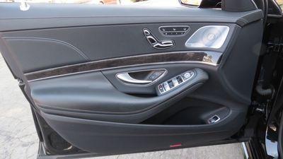 2015 Mercedes-Benz S-Class S 550