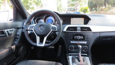 2014 Mercedes-Benz C 350 C 350 Sport