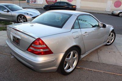 2003 Mercedes-Benz SLK-Class 3.2L