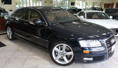 2008 Audi A8 Quattro