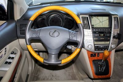2008 Lexus RX 400h Hybrid