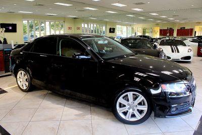2010 Audi A4 2.0T Premium