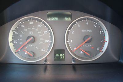 2007 Volvo S40 2.4L
