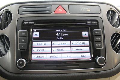 2011 Volkswagen Tiguan SE