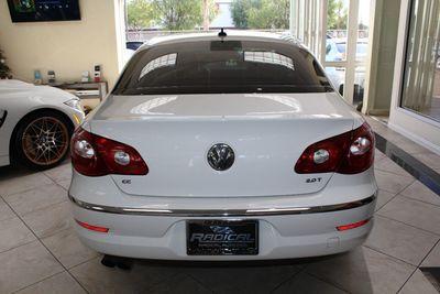 2012 Volkswagen CC Lux Plus PZEV