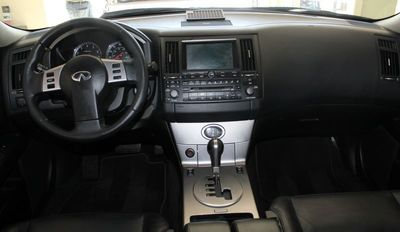 2004 Infiniti FX35