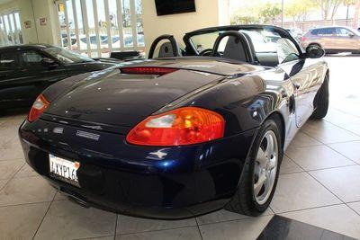 2002 Porsche Boxster