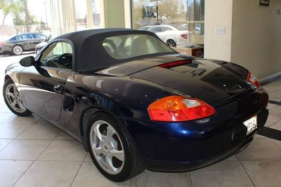 used 2002 porsche boxster 2.4l at radical auto deals