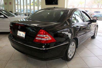 2006 Mercedes-Benz C-Class Luxury