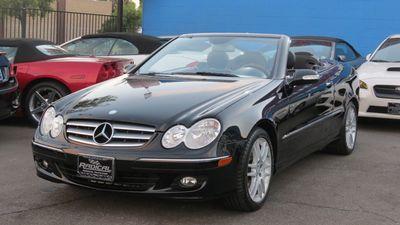 2009 Mercedes-Benz CLK-Class 3.5L