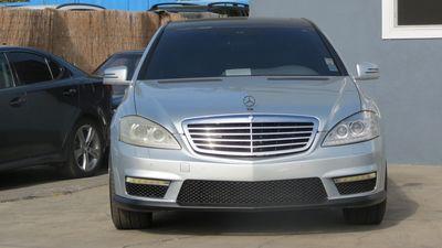 2008 Mercedes-Benz S-Class 5.5L V8