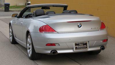 2005 BMW 6 Series 645Ci