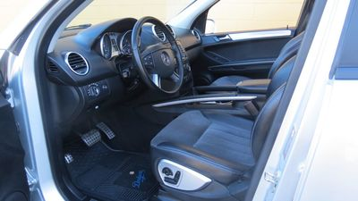 2006 Mercedes-Benz M-Class 5.0L