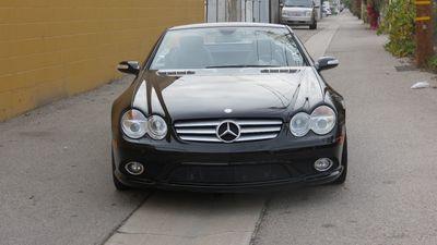 2008 Mercedes-Benz SL-Class V8