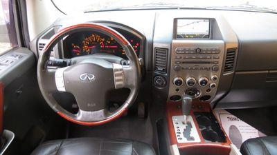 2007 INFINITI QX56