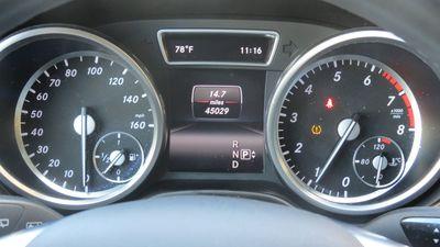 2015 Mercedes-Benz M-Class