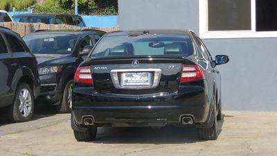 2008 Acura TL Nav