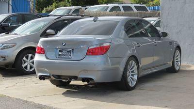 2006 BMW M Models M5
