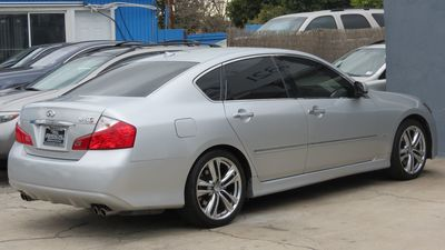 2009 INFINITI M45