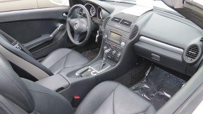 2009 Mercedes-Benz SLK-Class 3.0L