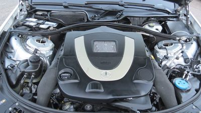 2011 Mercedes-Benz S-Class S 550