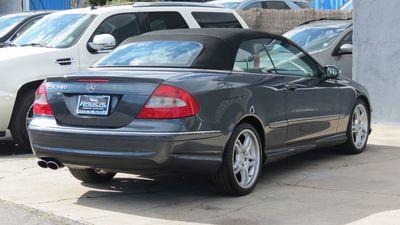 2008 Mercedes-Benz CLK550 5.5L