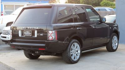 2010 Land Rover Range Rover HSE LUX