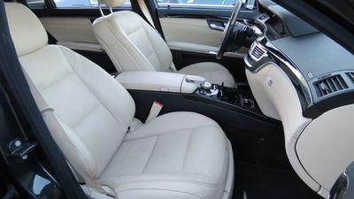 2012 Mercedes-Benz S-Class S 550