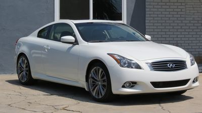 2013 INFINITI G37 Coupe Journey