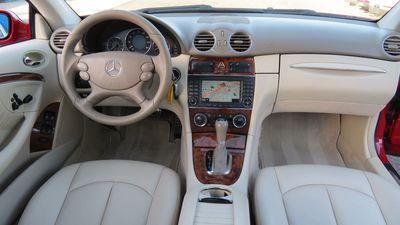 2009 Mercedes-Benz CLK350 3.5L