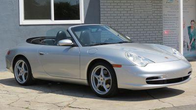 2004 Porsche 911 Carrera