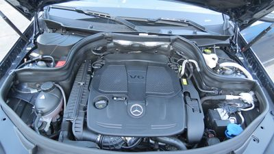 2015 Mercedes-Benz GLK-Class GLK 350