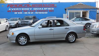 1999 Mercedes-Benz C280
