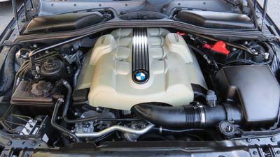 2005 BMW 5 Series 545i