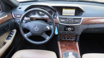 2010 Mercedes-Benz E 350 E 350 Sport