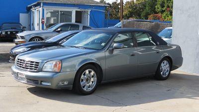 2005 Cadillac DeVille DTS