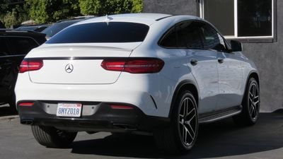 2016 Mercedes-Benz GLE GLE 450 AMG