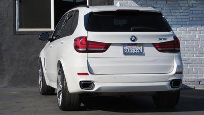 2016 BMW X5 xDrive50i xDrive50i