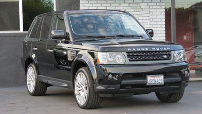 2011 Land Rover Range Rover Sport HSE LUX