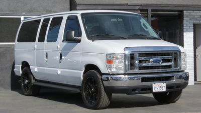 2013 Ford E-Series Wagon XLT