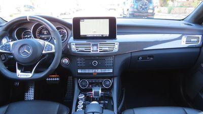 2015 Mercedes-Benz CLS 63 CLS 63 AMG S-Model
