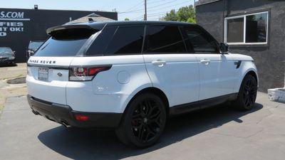 2016 Land Rover Range Rover Sport V8 Dynamic